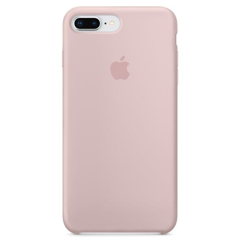 Apple silikónový obal pre iPhone 7 Plus / 8 Plus – Ružový 1