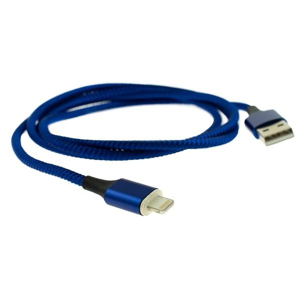Apple Lightning magnetický kábel - 1m, modrý 2