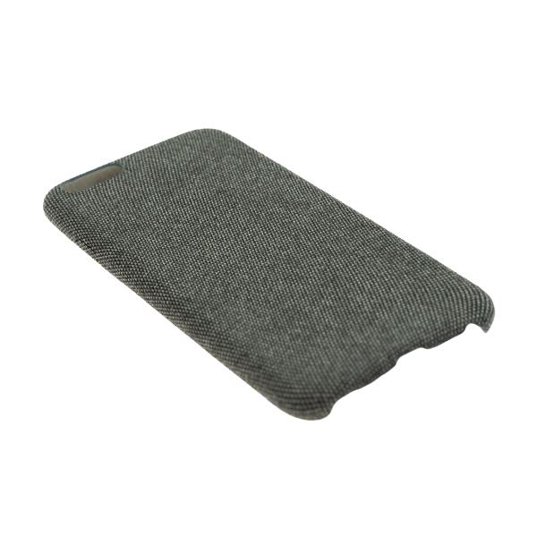 Látkový ochranný obal (tmavosivý) - iPhone 6 / 6S 2