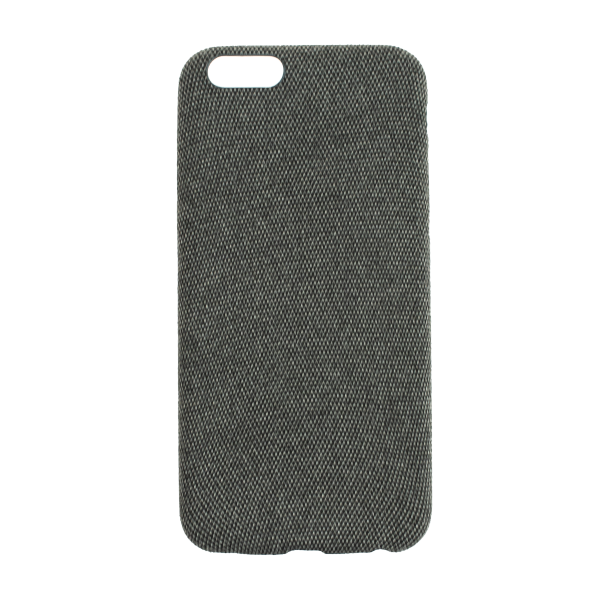 Látkový ochranný obal (tmavosivý) - iPhone 6 / 6S 1