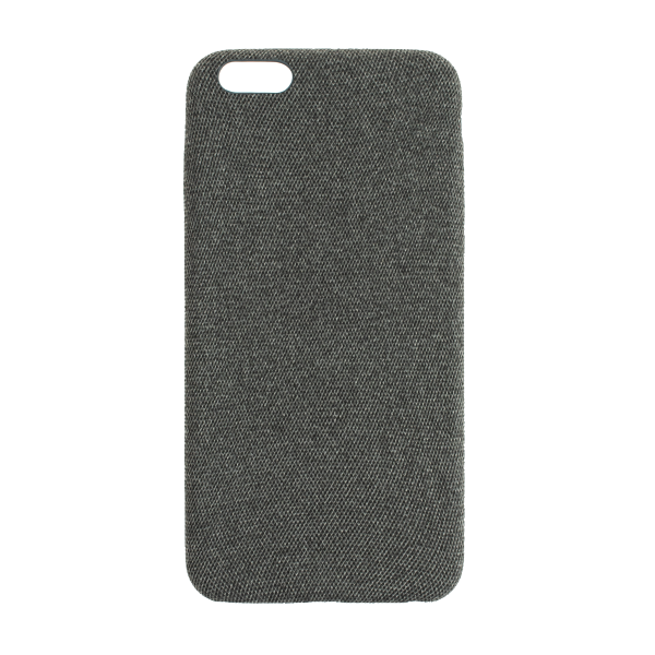 Látkový ochranný obal (tmavosivý) - iPhone 6 Plus / 6S Plus 1