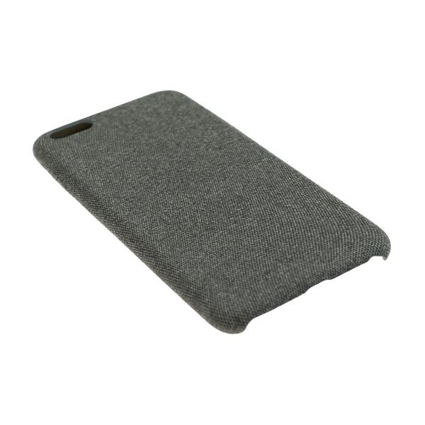 Látkový ochranný obal (tmavosivý) - iPhone 6 Plus / 6S Plus 2