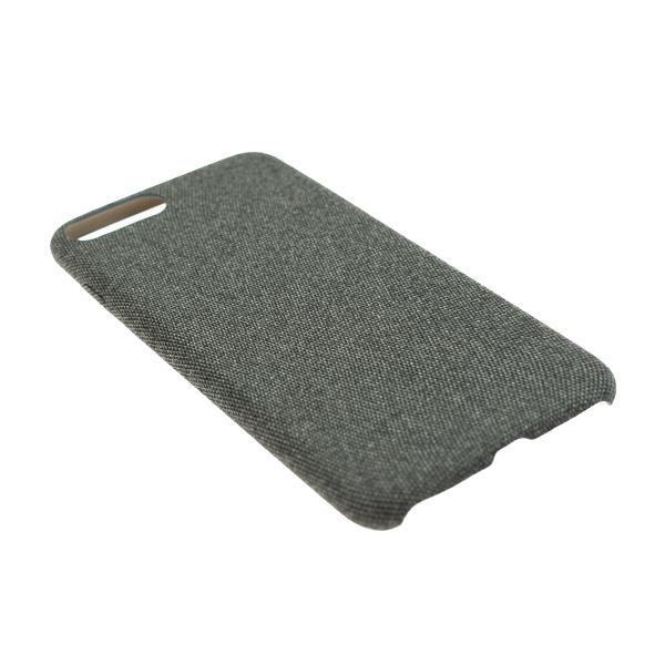 Látkový ochranný obal (tmavosivý) - iPhone 7 Plus / 8 Plus 2