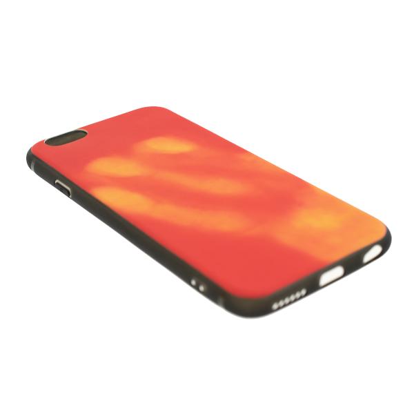 Ochranný Termo obal (červený) - iPhone 6 / 6S 2