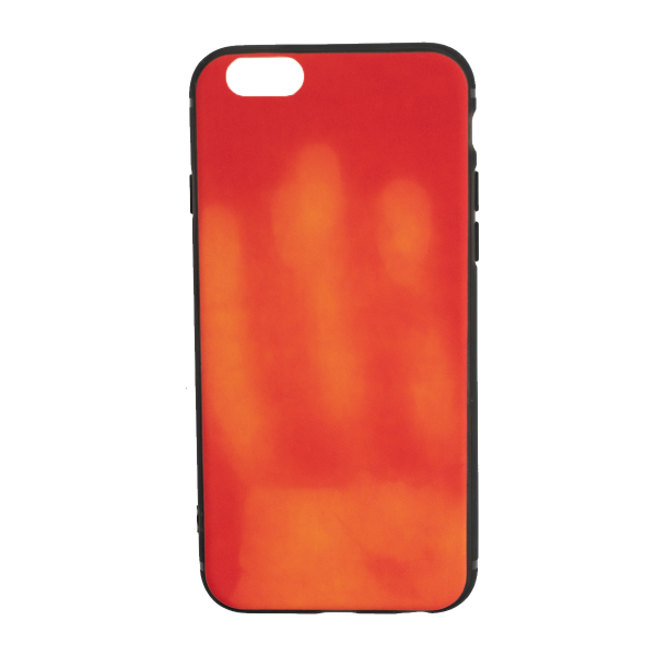 Ochranný Termo obal (červený) - iPhone 6 / 6S 1