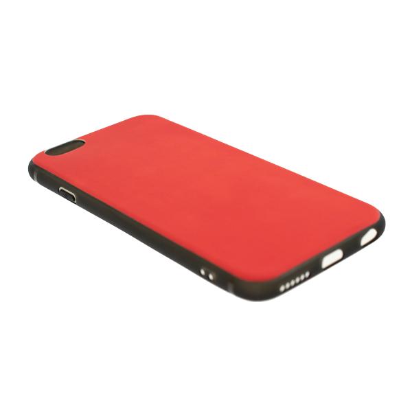 Ochranný Termo obal (červený) - iPhone 6 / 6S 4