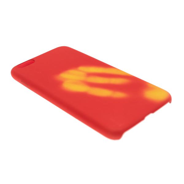 Ochranný Termo obal (červený) - iPhone 6 Plus / 6S Plus 2