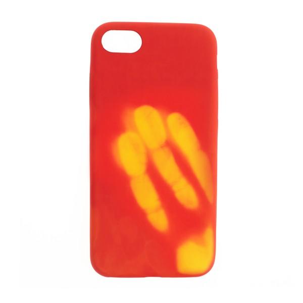Ochranný Termo obal (červený) - iPhone 7 / 8 1