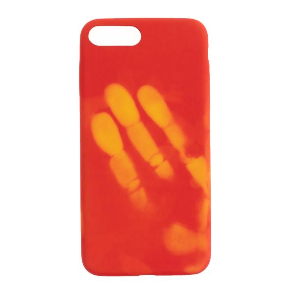 Ochranný Termo obal (červený) - iPhone 7 Plus / 8 Plus 1