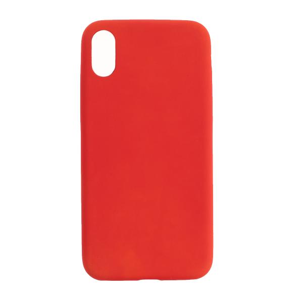 Ochranný Termo obal (červený) - iPhone X 3