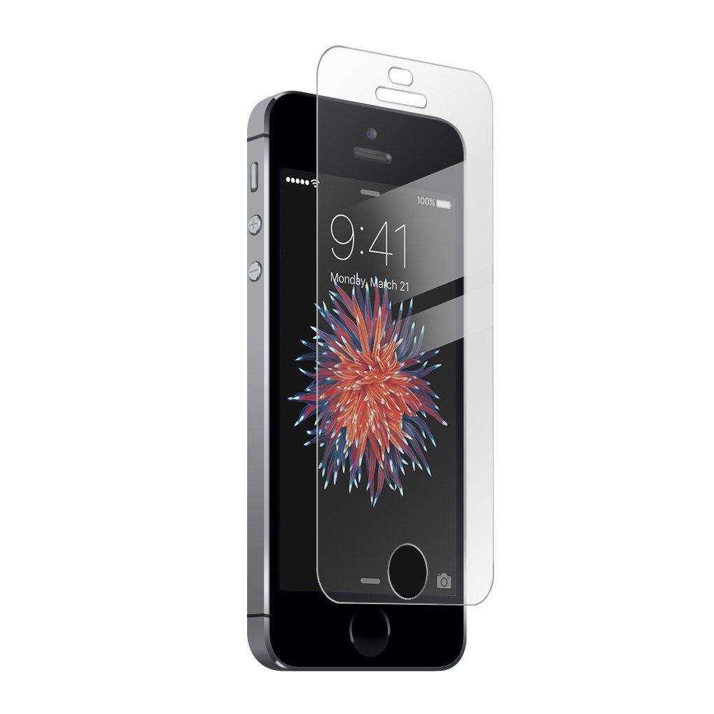 Prémiové tvrdené sklo pre iPhone SE / 5S / 5 1