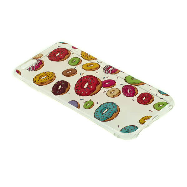 Ochranný obal Donuts pre iPhone 6 Plus / 6S Plus 2