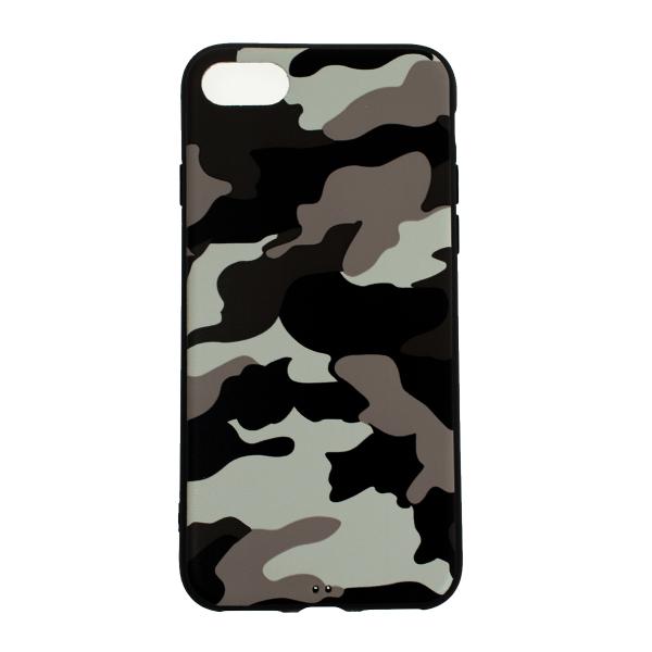 Ochranný Army obal pre iPhone 7 / 8 - biely 1