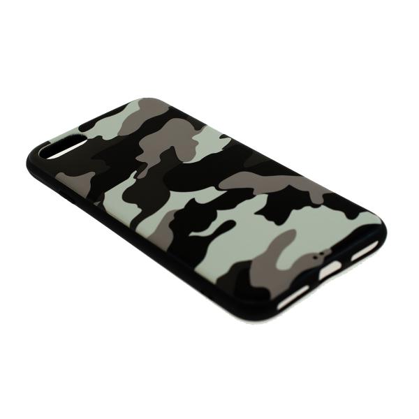Ochranný Army obal pre iPhone 7 / 8 - biely 2
