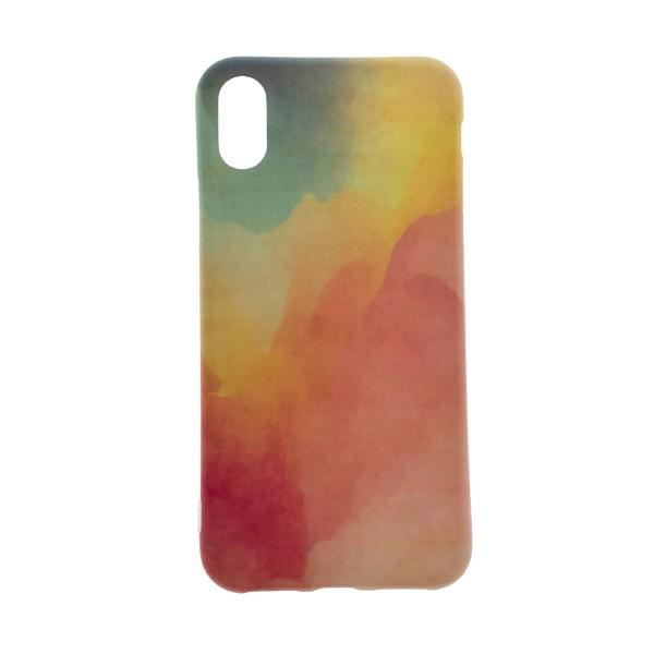 Ochranný obal Colorful dream pre iPhone XS 1