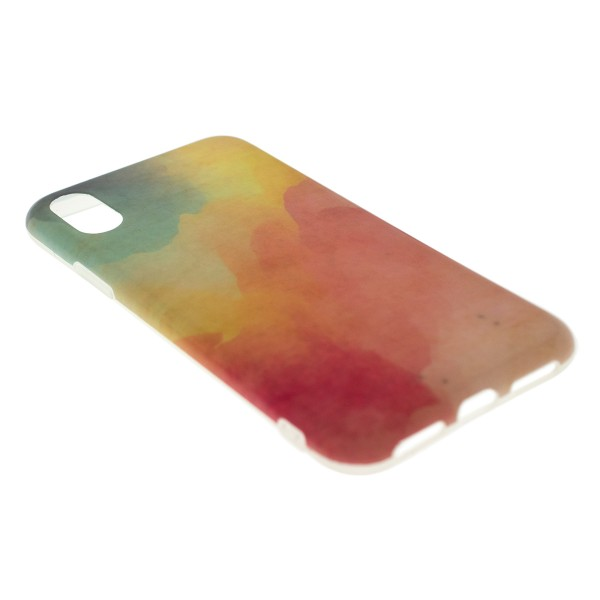 Ochranný obal Colorful dream pre iPhone X 2