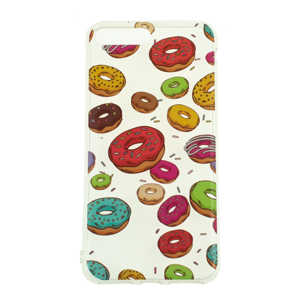 Ochranný obal Donuts pre iPhone 7 Plus / 8 Plus 1
