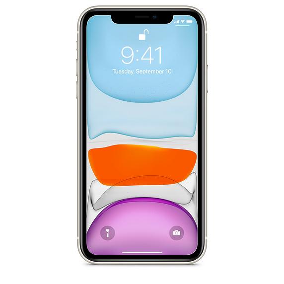 Prémiové tvrdené sklo pre iPhone 11 2