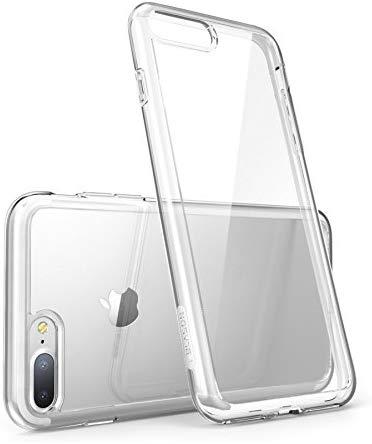 Ultratenký priehľadný silikónový obal pre iPhone 7 Plus / 8 Plus 1