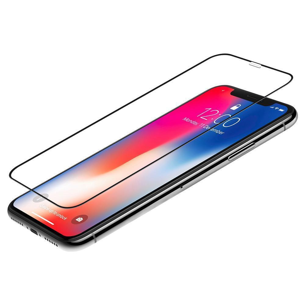 3D Full Screen ochranné sklo pre iPhone X 2