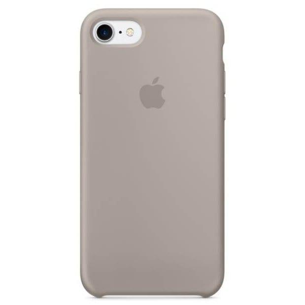 Apple silikónový obal pre iPhone SE 2020 – oblázkový 1