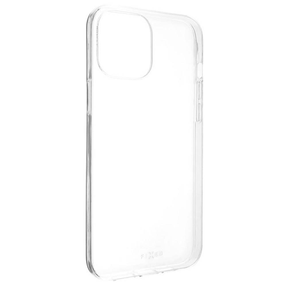 Ultratenký TPU priehľadný obal na iPhone 12/12 Pro 1