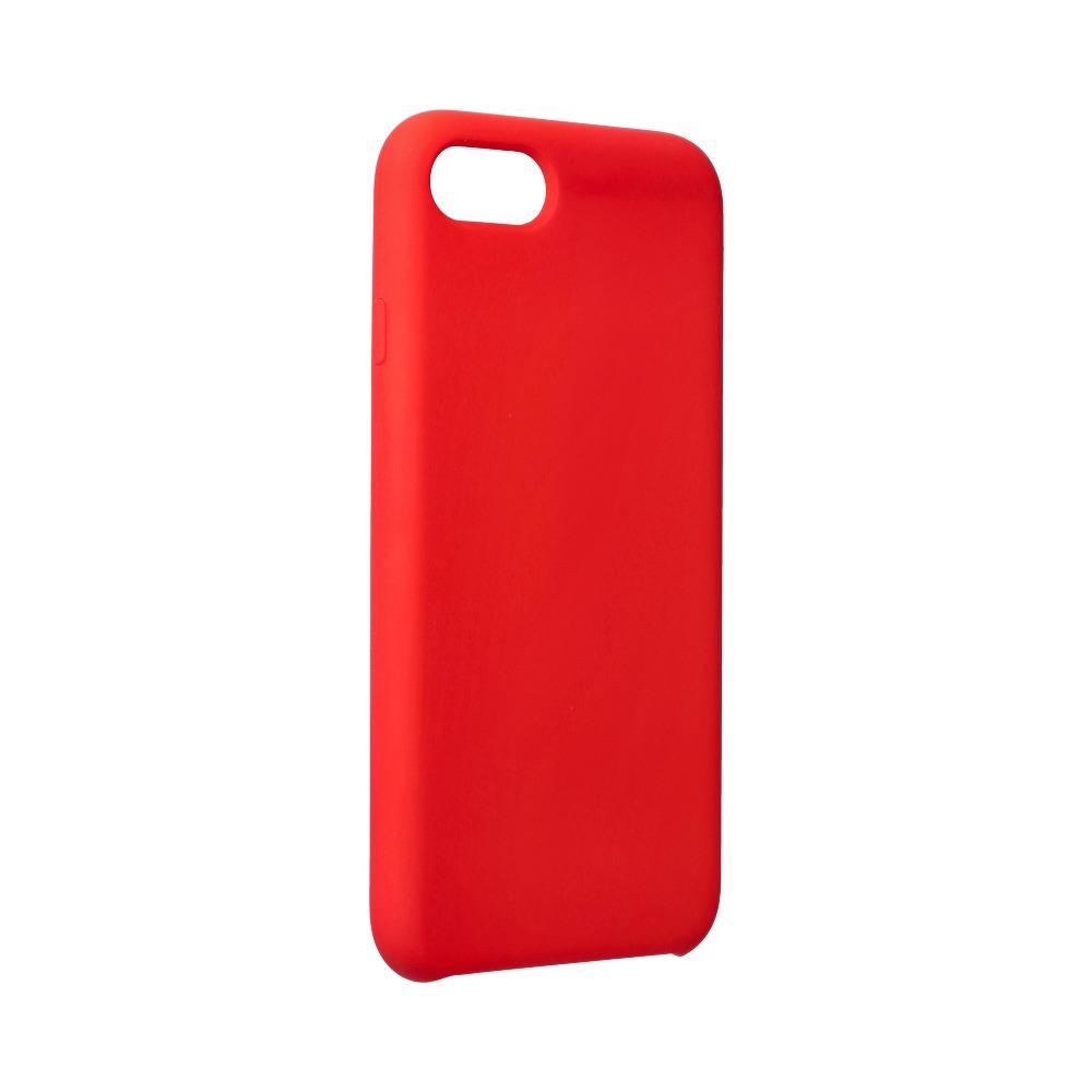 Forcell silikónový obal pre iPhone 7/8 červený 1