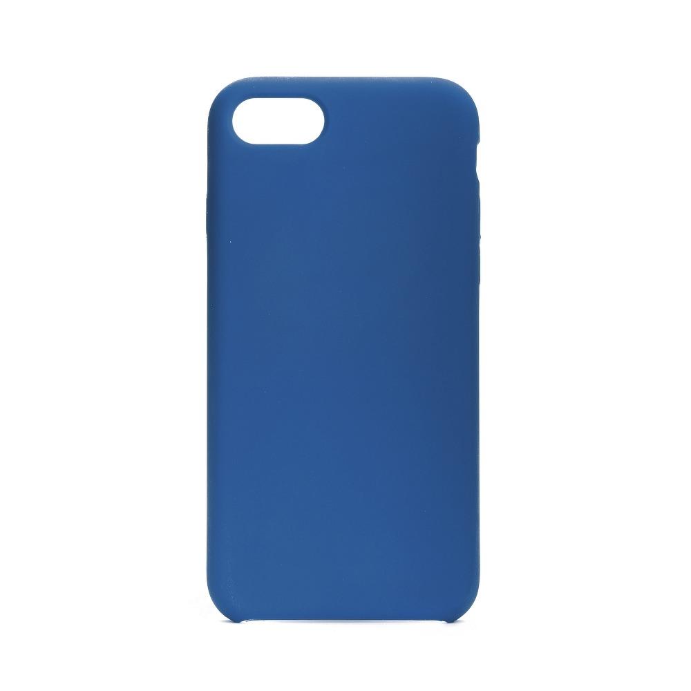 Forcell silikónový obal pre iPhone 7/8 modrý 1