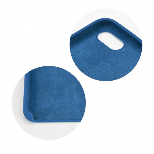 Forcell silikónový obal pre iPhone 7/8 modrý 2