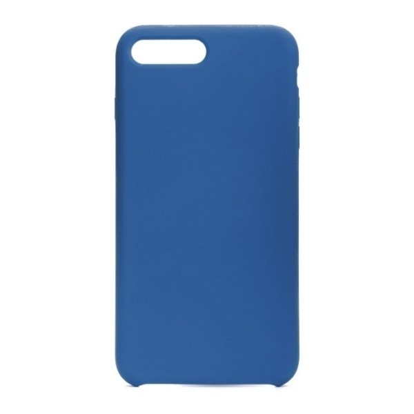 Forcell silikónový obal pre iPhone 7 Plus / 8 Plus modrý 1