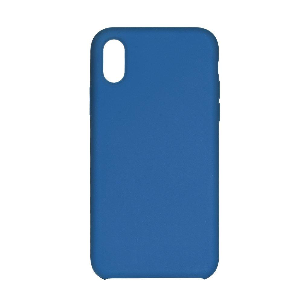 Forcell silikónový obal pre iPhone 7 Plus / 8 Plus modrý 2