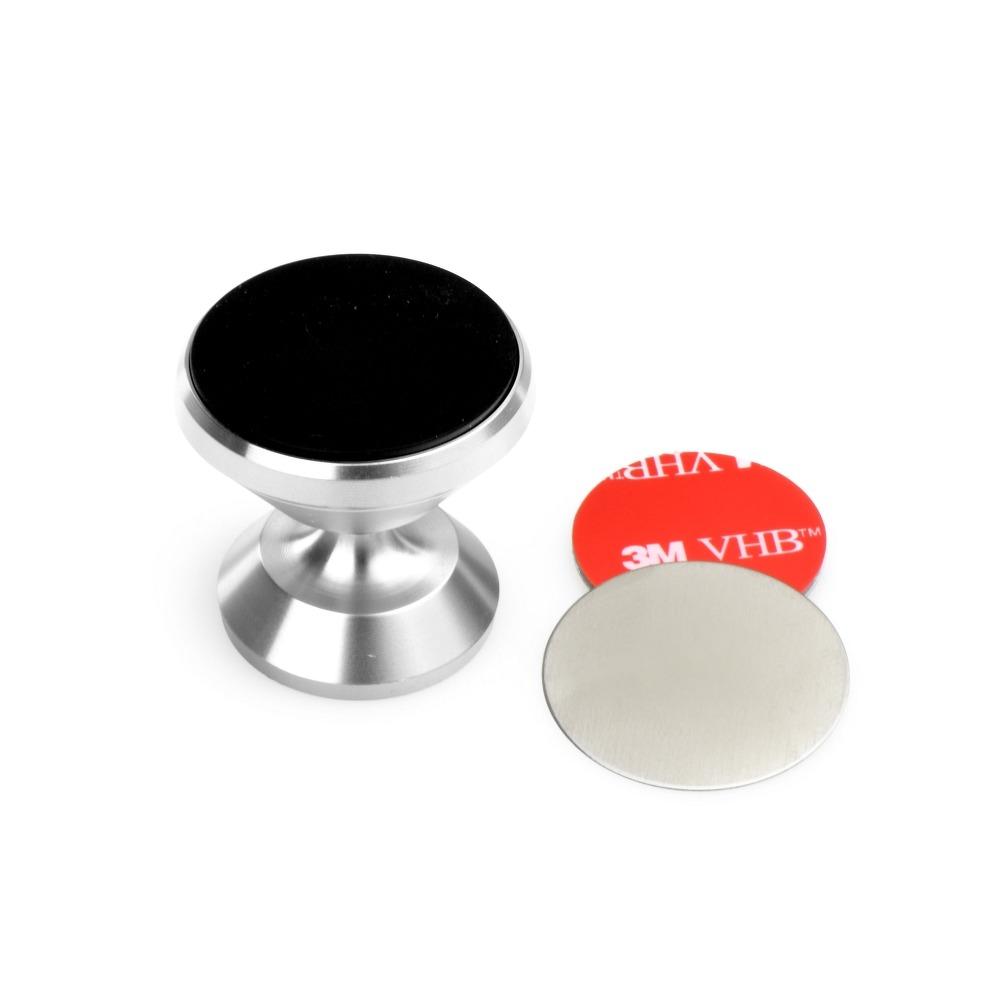 Magnetický držiak do auta pre telefón 360° - čierny 3
