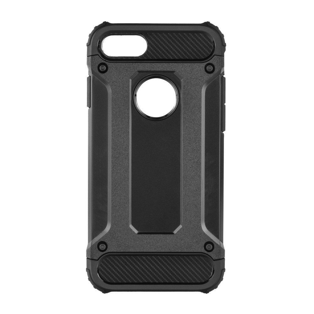 Super odolný obal Forcell ARMOR pre iPHONE 6 Plus / 6S Plus - čierny 2