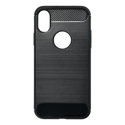 Obal Forcell CARBON pre iPhone XS Max čierny 1