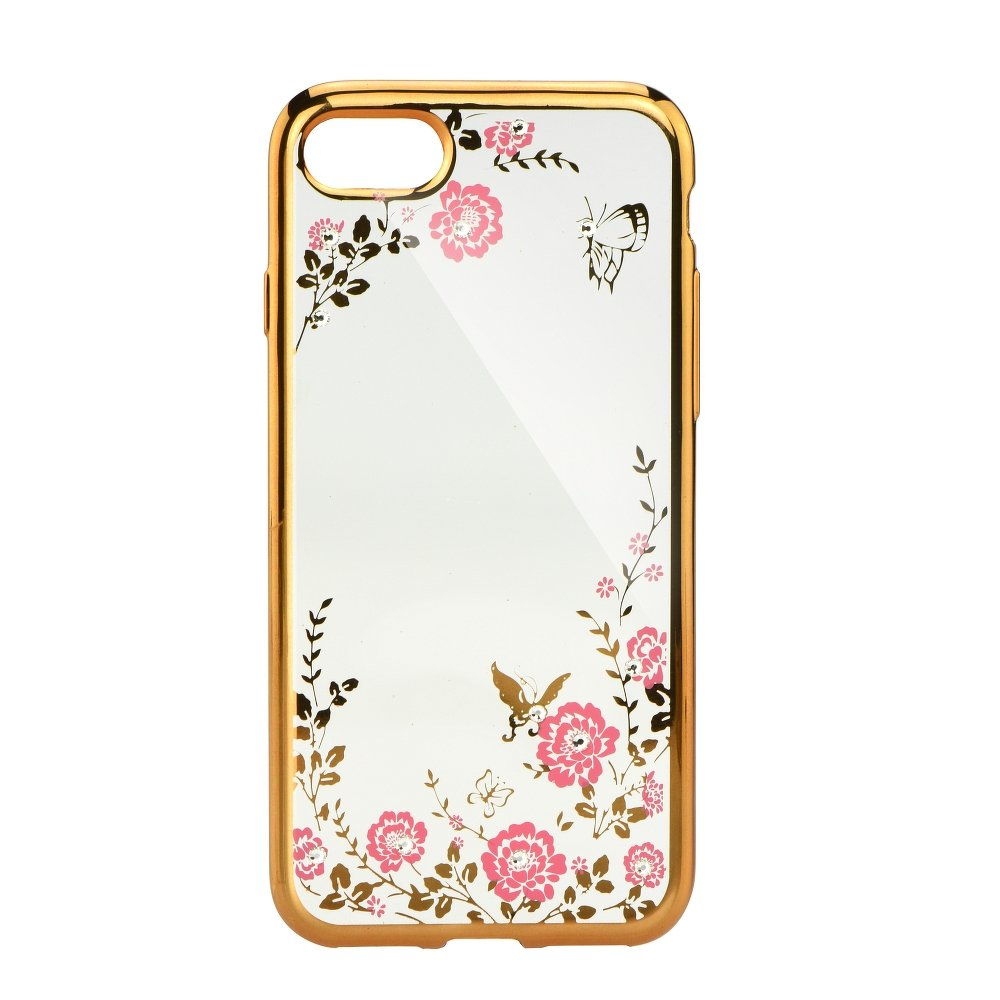 Obal Forcell Diamond pre iPhone 7 Plus / 8 Plus zlatý 1