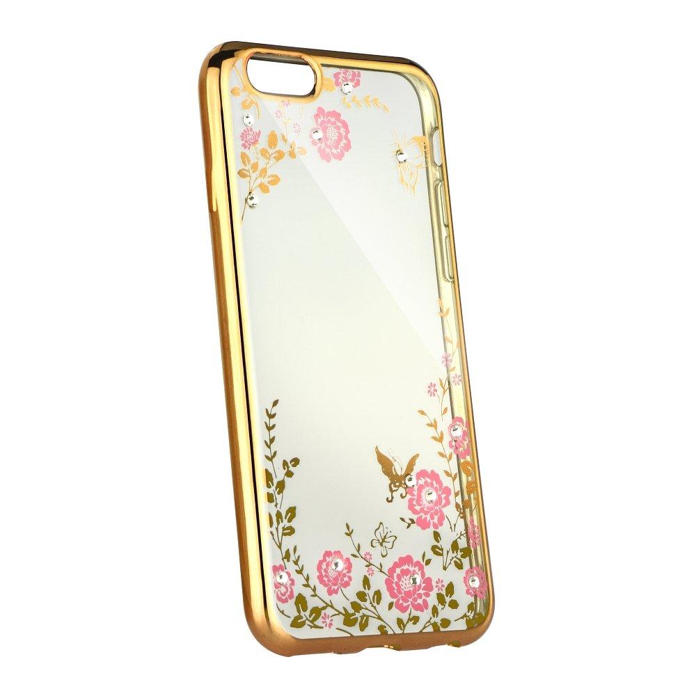 Obal Forcell Diamond pre iPhone 7 Plus / 8 Plus zlatý 3