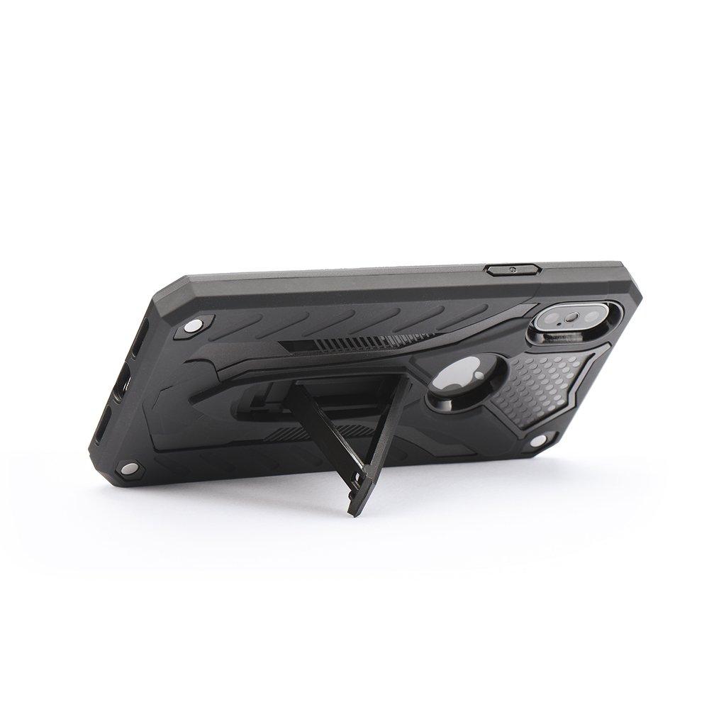 Obal Forcell PHANTOM pre iPhone XS MAX čierny 2