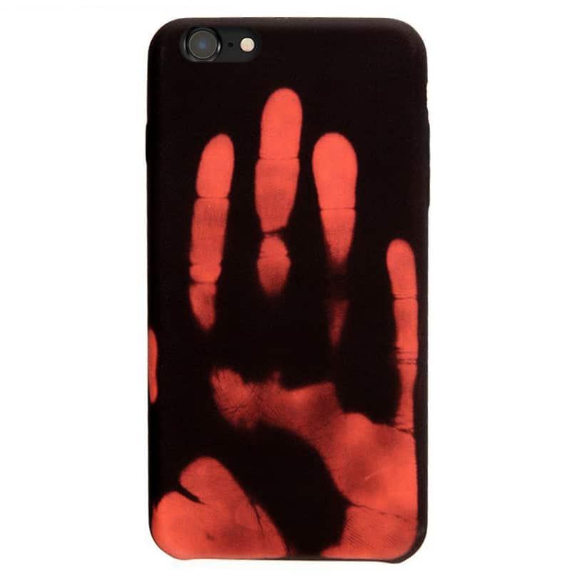 Ochranný Termo obal (čierny) - iPhone 7 / 8 1