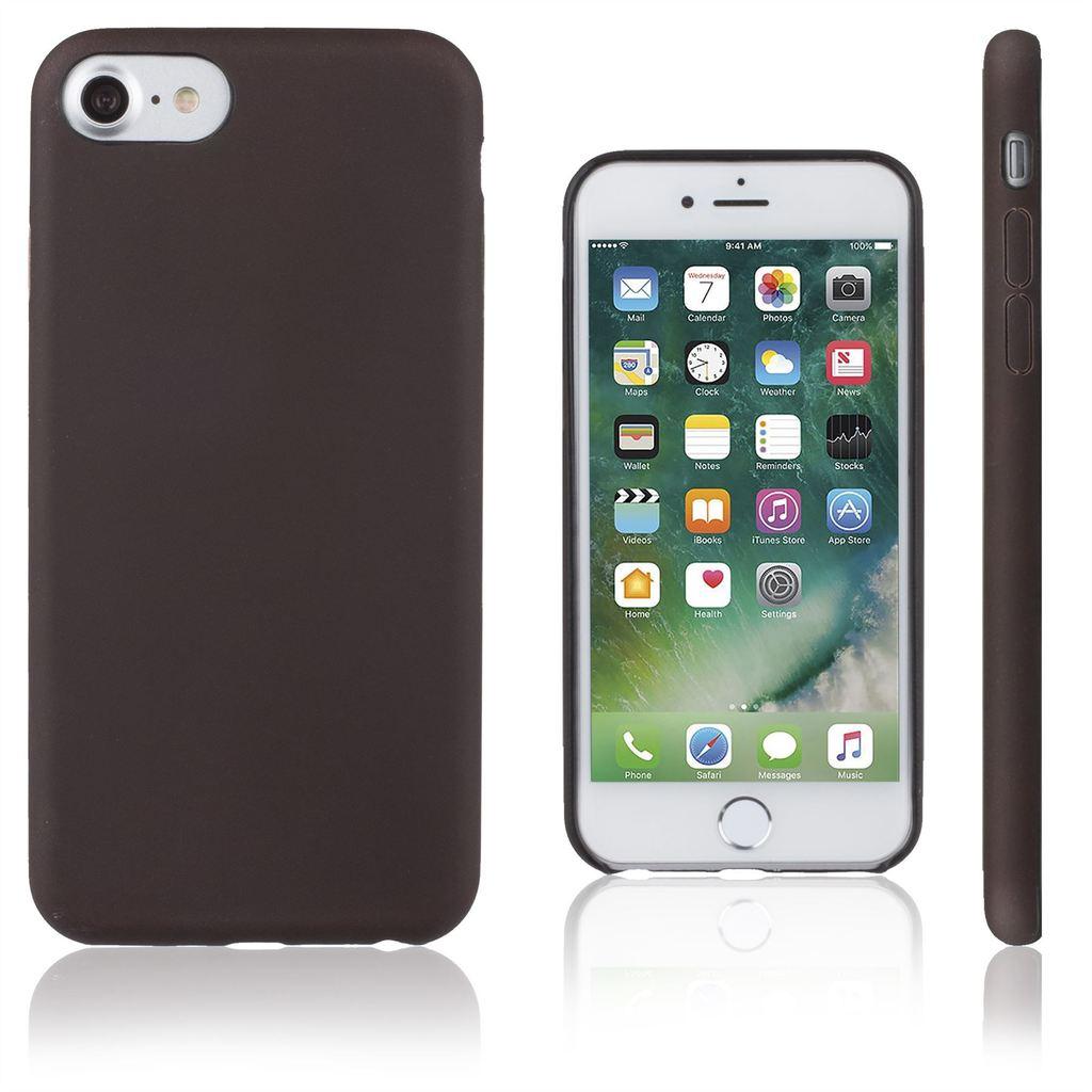 Ochranný Termo obal (čierny) - iPhone 7 / 8 2