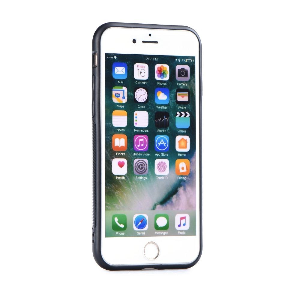 SKLENENÝ obal Forcell pre iPhone XR ružový 3