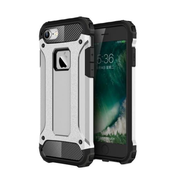 Super odolný obal Forcell ARMOR pre iPHONE 7 / 8 Plus - sivý 2