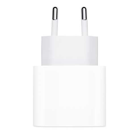 Apple 20W USB-C Power Adaptér - MHJE3ZM/A 3