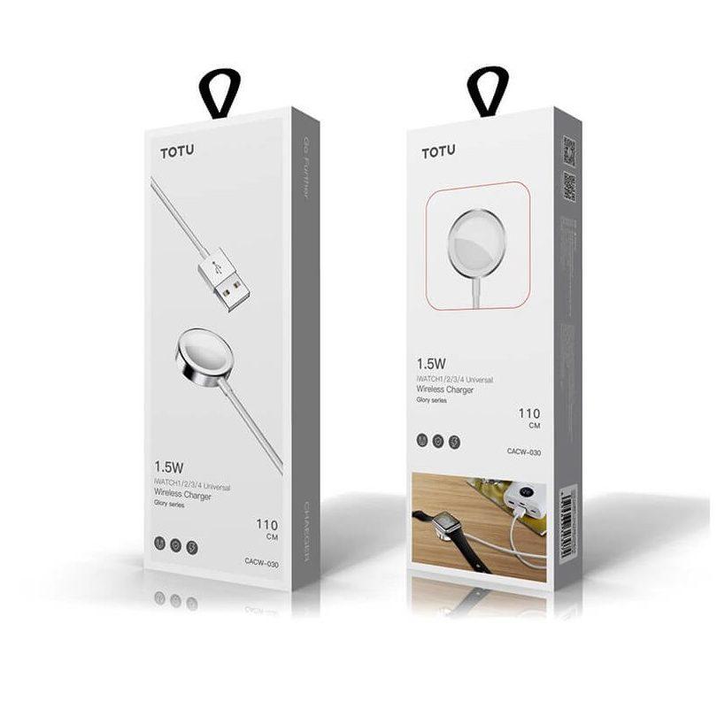 TOTU bezdrôtová magnetická nabíjačka pre Apple Watch 1