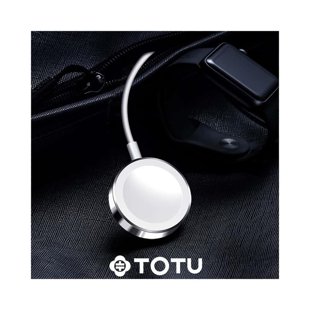 TOTU bezdrôtová magnetická nabíjačka pre Apple Watch 4