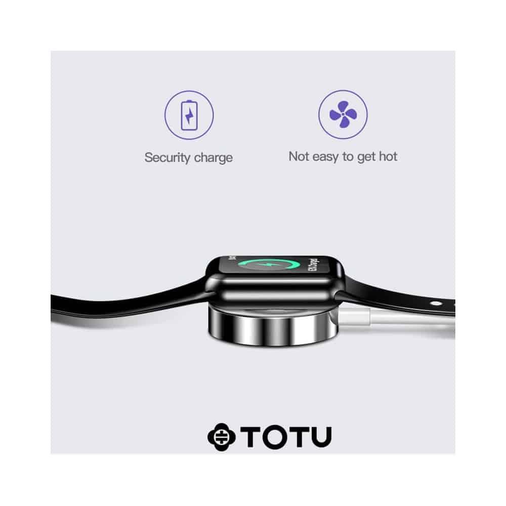 TOTU bezdrôtová magnetická nabíjačka pre Apple Watch 3