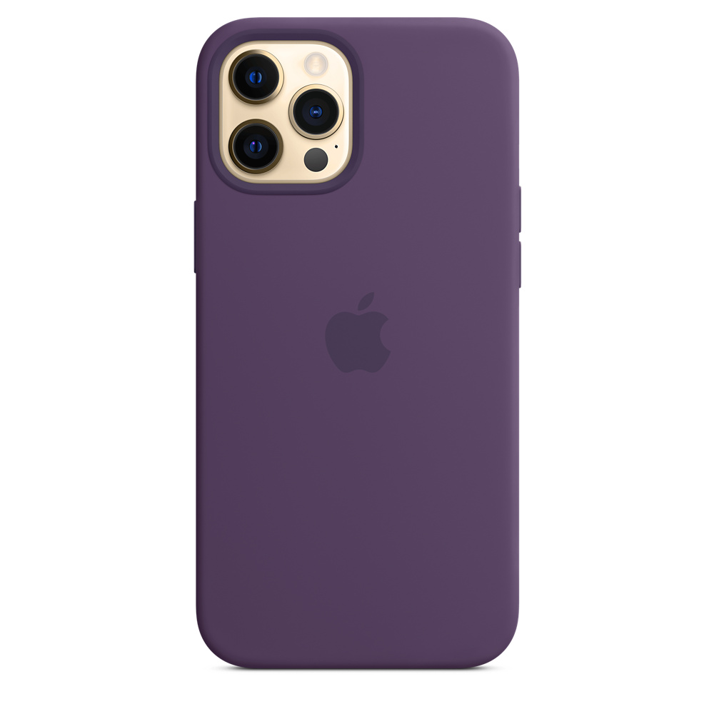 Apple silikónový obal pre iPhone 12 Pro Max – ametystový 1