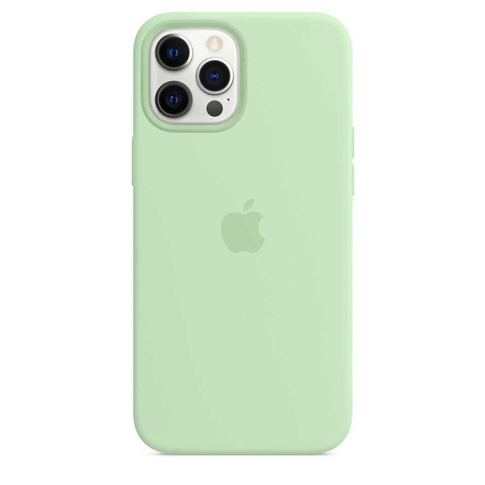 Apple silikónový obal pre iPhone 12 Pro Max – pistáciový 4