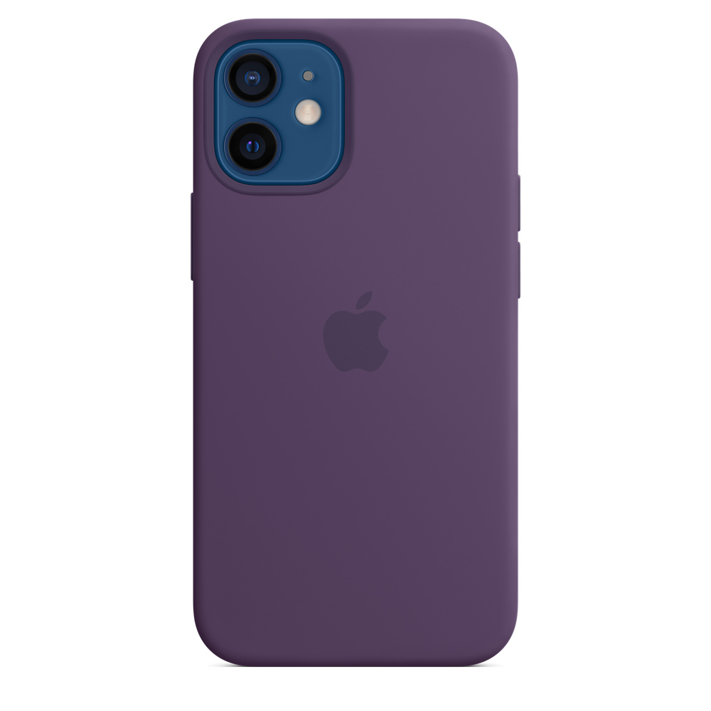 Apple silikónový obal pre iPhone 12 mini – ametystový 5