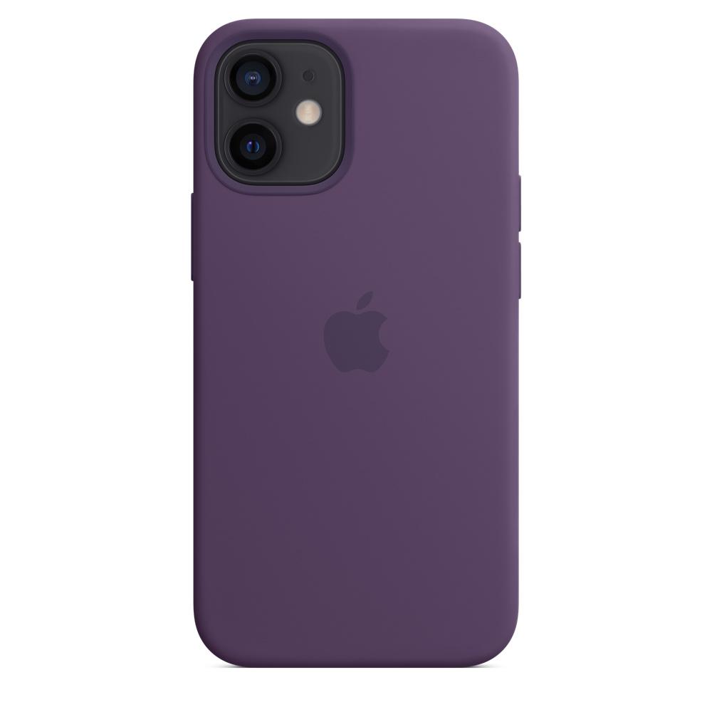 Apple silikónový obal pre iPhone 12 mini – ametystový 3