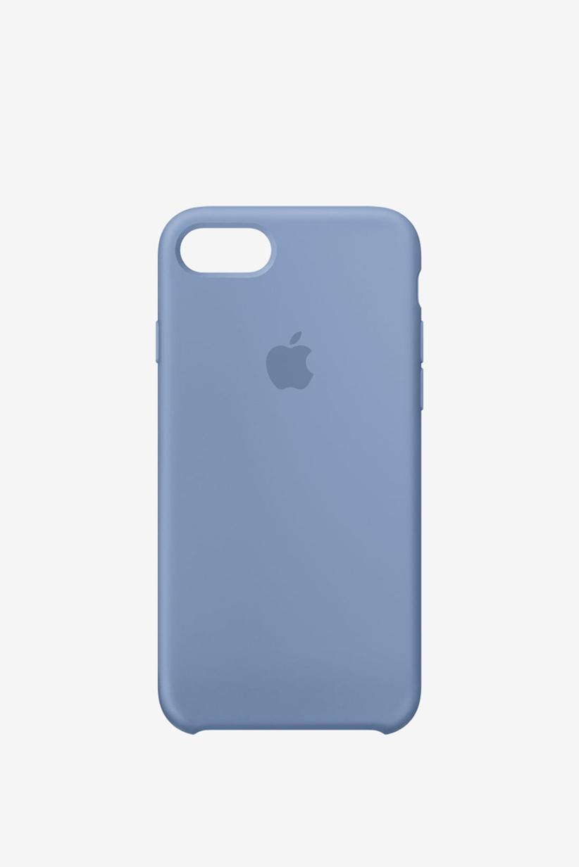 Apple silikónový obal pre iPhone 7 / 8 – azúrový 2
